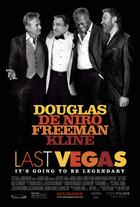 "Poster art for ""Last Vegas."""