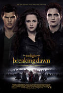 Poster art for The Twilight Saga: Breaking Dawn - Part 2