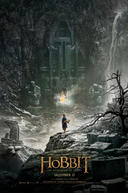 Poster for The Hobbit: The Desolation of Smaug 3D