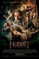 Poster for The Hobbit: The Desolation of Smaug Double Feature 3D
