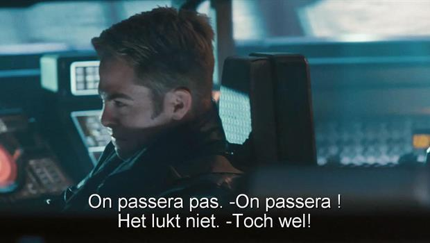 Star Trek Into Darkness (French/Flemish Trailer 4 Subtitled)