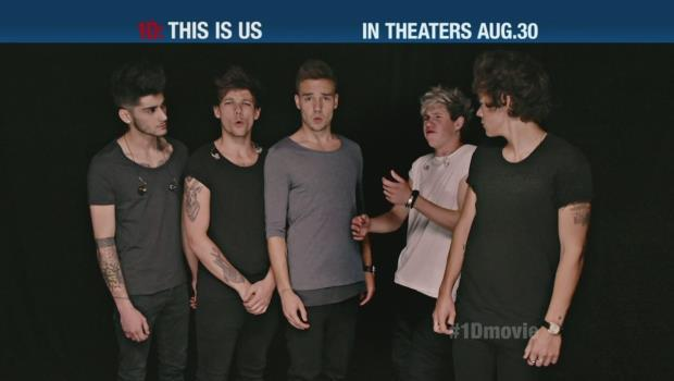 One Direction: This Is Us: Summer Revised (Tv Spot)