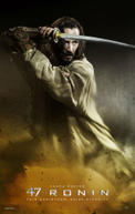 Poster for 47 Ronin 3D