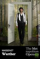 Poster for The Metropolitan Opera: Werther