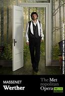 Poster for The Metropolitan Opera: Werther Encore