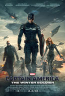 Poster for Captain America: The Winter Soldier IMAX 3D