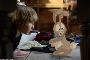 "Matthew Harbour as Toby in ""The Velveteen Rabbit."""