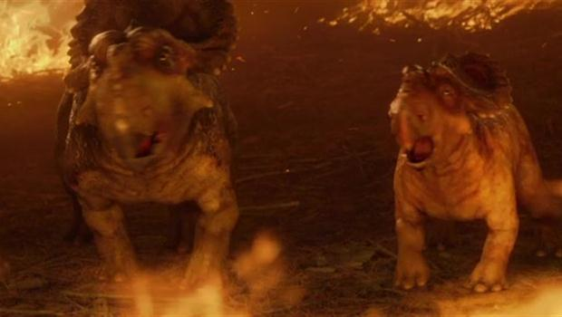 Walking With Dinosaurs 3D (Uk Trailer 5)
