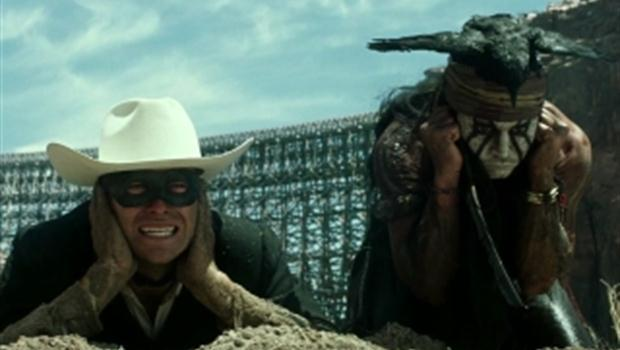 The Lone Ranger (Uk Trailer 10)