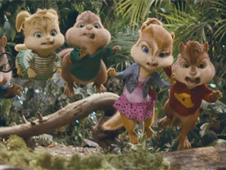 Alvin And The Chipmunks: Chipwrecked (Trailer 2)