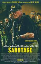 Sabotage showtimes and tickets