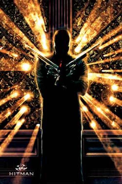 Hitman Movie Poster Hitman (2007) M...