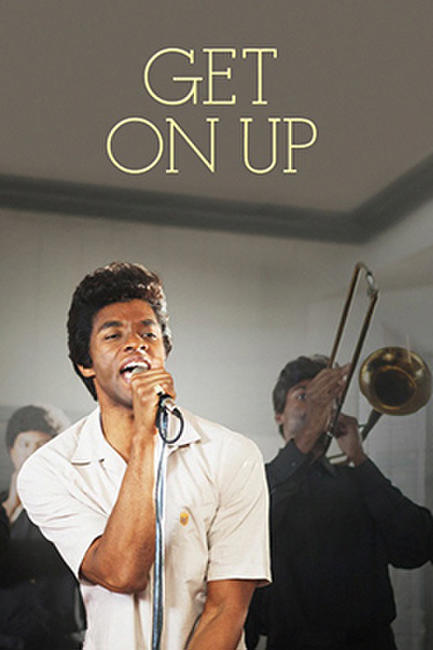 Poster art for get on up