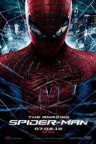 "Poster art for ""The Amazing Spider-Man."""