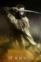 "Poster art for ""47 Ronin."""