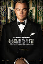 "Poster art for ""The Great Gatsby."""