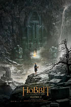 "Poster art for ""The Hobbit: The Desolation of Smaug."""