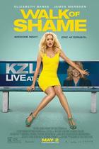 "Poster art for ""Walk of Shame."""