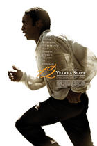 "Poster art for ""Twelve Years a Slave."""