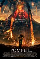 "Poster art for ""Pompeii."""