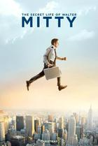 "Poster art for ""The Secret Life of Walter Mitty."""