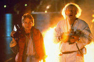 'American Reunion' Directors Want to Remake 'Back to the Future'... Eventually