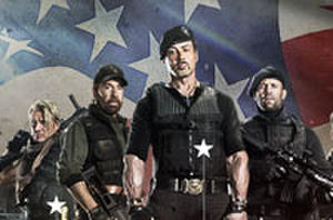 Exclusive: Infograph Charts Bad-Ass 'Expendables' as They Act Out for a Good Cause