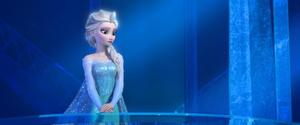 Watch Elsa from 'Frozen' Make Her Live-Action Television Debut