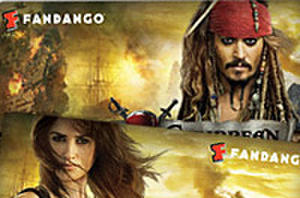 Blog Giveaway: 'Pirates 4,' 'Thor' Limited Edition Fandango Bucks