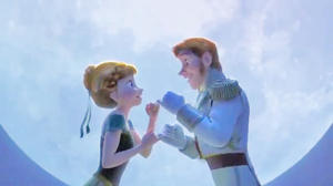 'Frozen' Lip-Synching Parents = Cutest Couple on the Internet