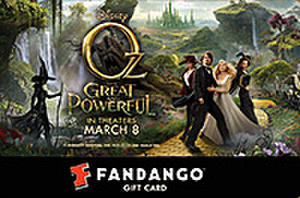 'Oz' Fandango Gift Card Giveaway! What Is Your Favorite James Franco Movie?