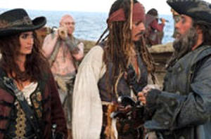 'Pirates of the Caribbean: On Stranger Tides' Trailer Premiere!