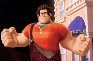 Ralph Lives the Easy Life in 'Wreck-It Ralph' Deleted Scenes
