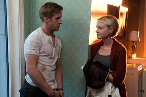"Ryan Gosling and Carey Mulligan in ""Drive."""