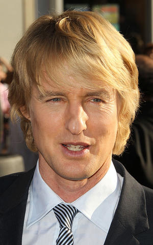 "Owen Wilson at the California premiere of ""Cars 2."""