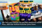 Weekend Ticket with Ashton Kutcher