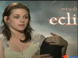 Exclusive: The Twilight Saga: Eclipse - Cast Interviews Part 1 Redo