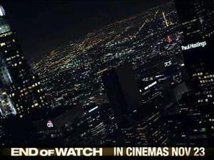 End Of Watch (Uk Tv Spot)