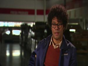 The Watch: Richard Ayoade On What We Can Expect From The Watch (Uk)