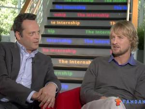 Exclusive: The Internship - The Fandango Interview