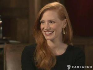 The Frontrunners - Jessica Chastain Interview