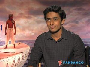 Exclusive: Life of Pi  - The Fandango Interview