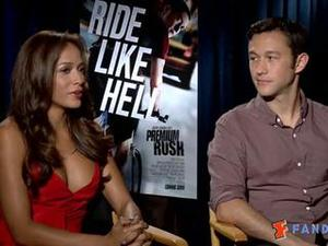 Exclusive: Premium Rush - The Fandango Interview
