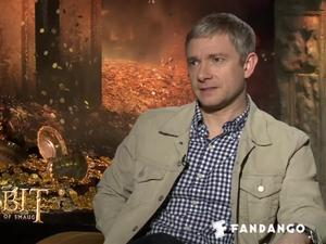 Exclusive: The Hobbit: The Desolation of Smaug - The Fandango Interview with Olan Rogers