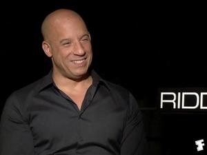 Exclusive: Riddick - The Fandango Interview