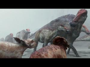Exclusive: Walking With Dinosaurs 3D - Origins Featurette