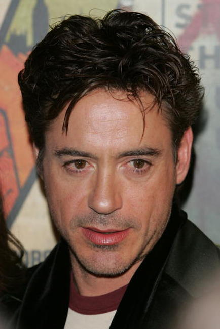 Robert Downey, Jr. at the N.Y. premiere of