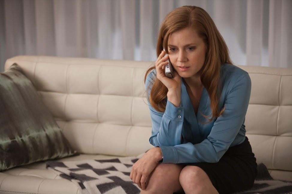 Amy Adams as Mickey in