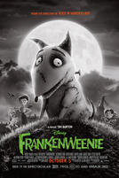 Frankenweenie showtimes and tickets