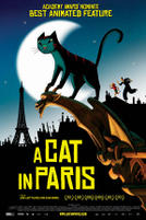 A Cat in Paris showtimes and tickets